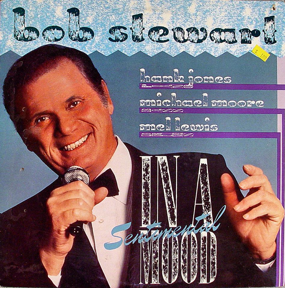 """Bob Stewart Vinyl 12"""" (Used)"""