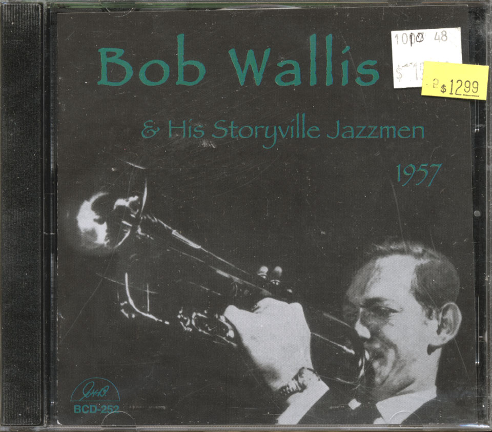 Bob Wallis CD