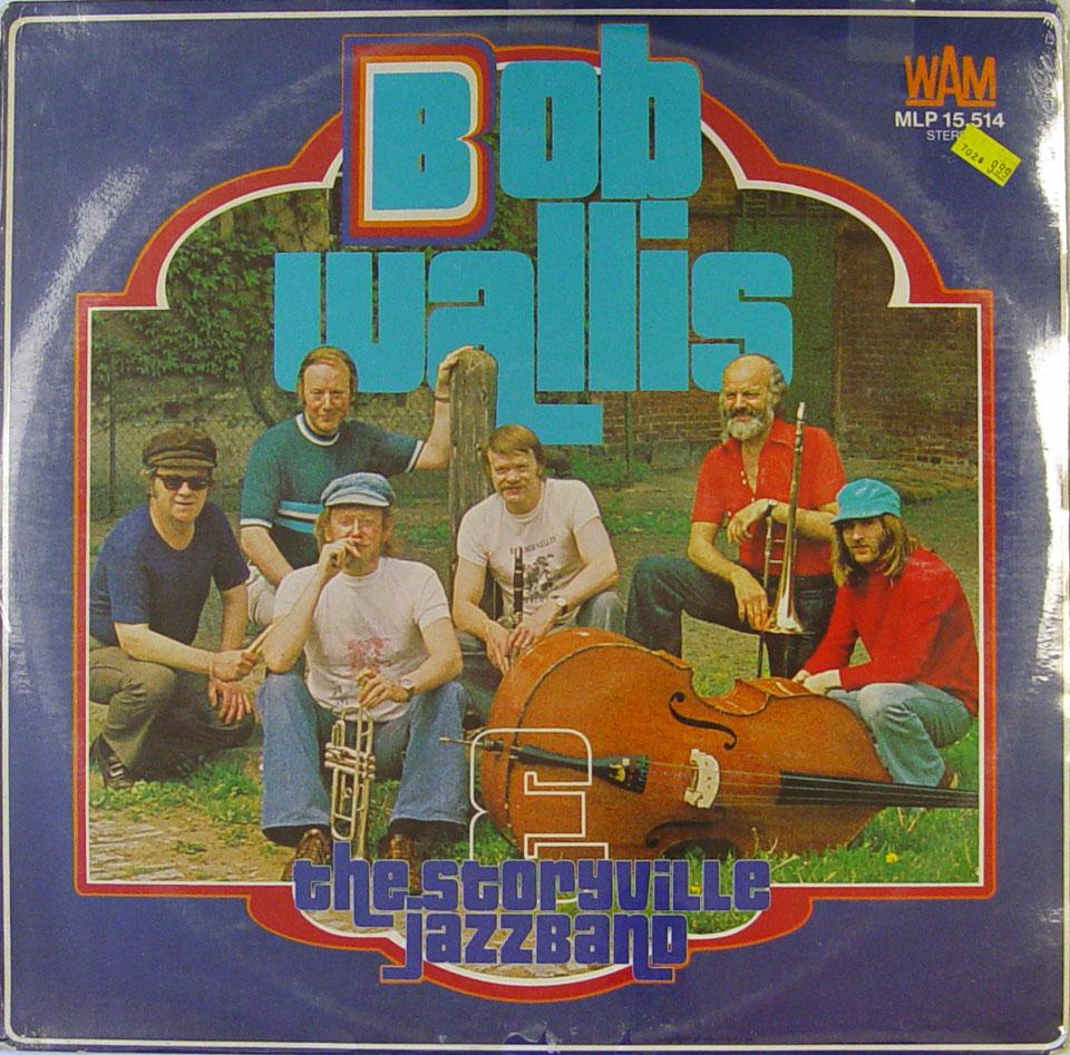 """Bob Wallis Vinyl 12"""" (New)"""
