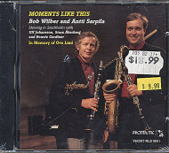 Bob Wilber and Antti Sarpila CD