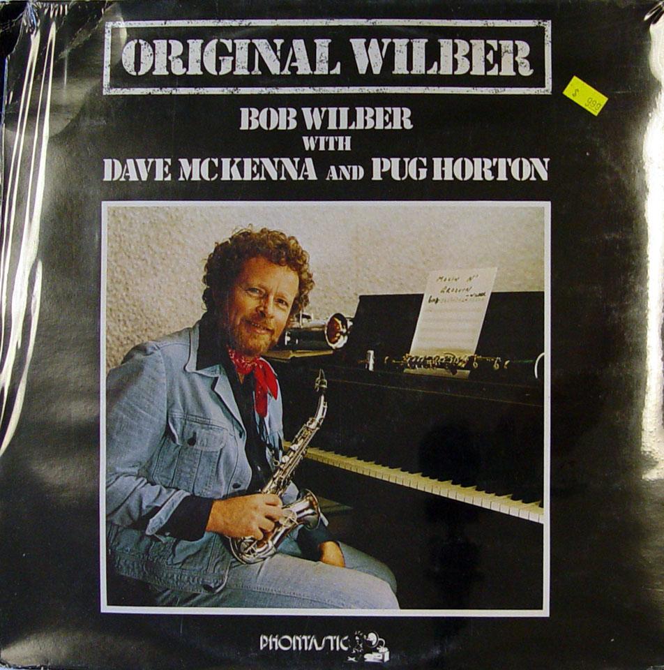 "Bob Wilber Vinyl 12"" (New)"