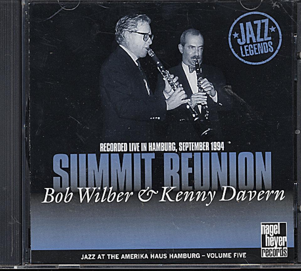 Bob Wilbur & Kenny Davern CD