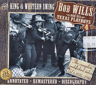 Bob Willis And His Texas Playboys CD