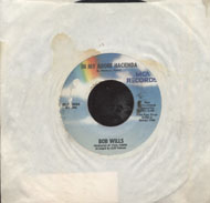 "Bob Willis Vinyl 7"" (Used)"