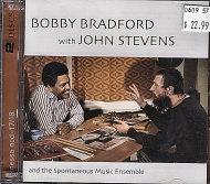 Bobby Bradford with John Stevens and the Spontaneous Music Ensemble CD