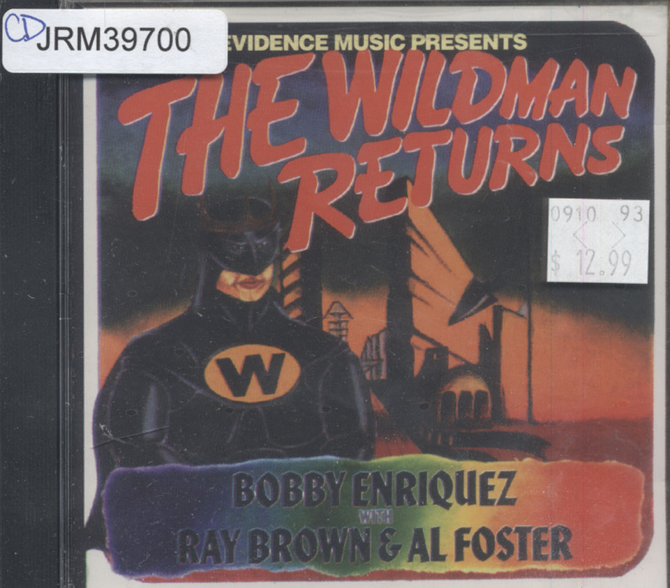Bobby Enriquez CD
