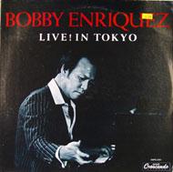 """Bobby Enriquez Vinyl 12"""" (Used)"""