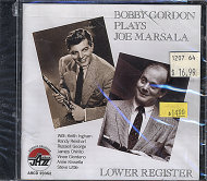 Bobby Gordon CD