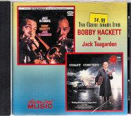 Bobby Hackett & Jack Teagarden CD