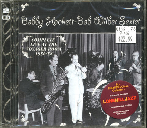 Bobby Hackett CD