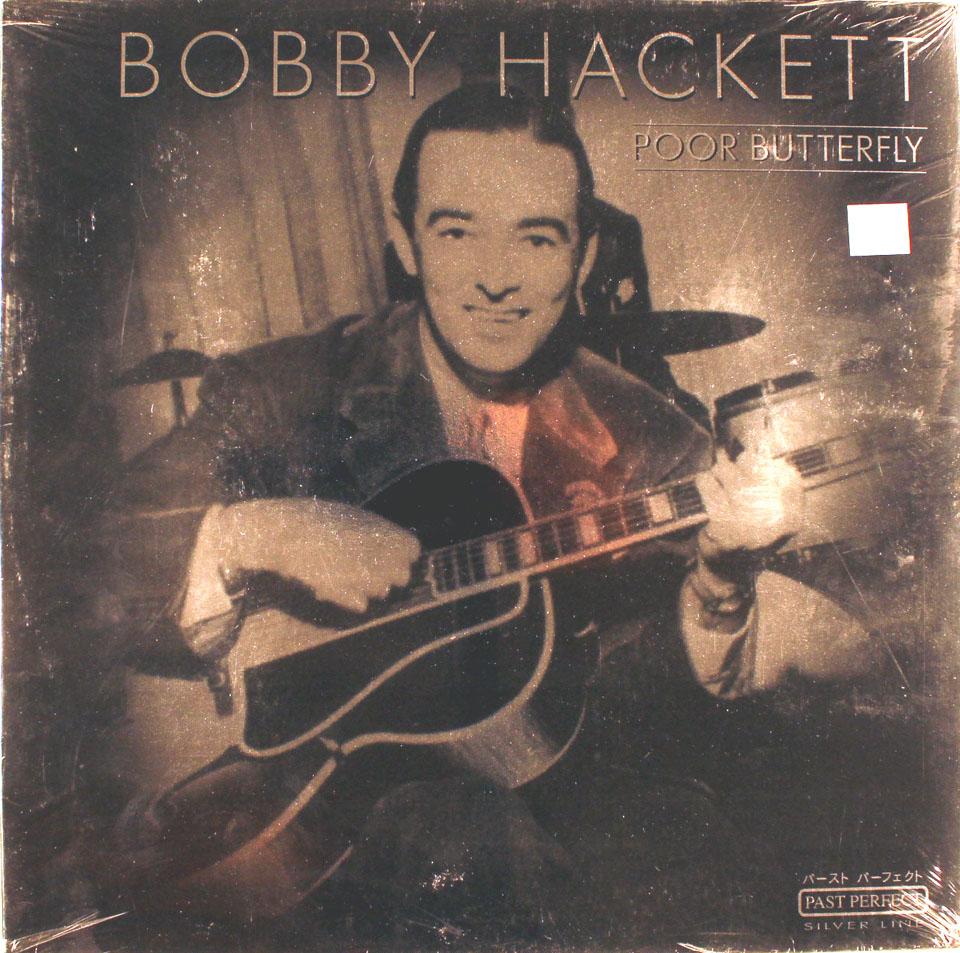 """Bobby Hackett Vinyl 12"""" (New)"""