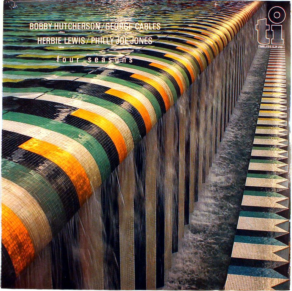 """Bobby Hutcherson Vinyl 12"""" (New)"""