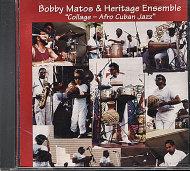 Bobby Matos & Heritage Ensemble CD
