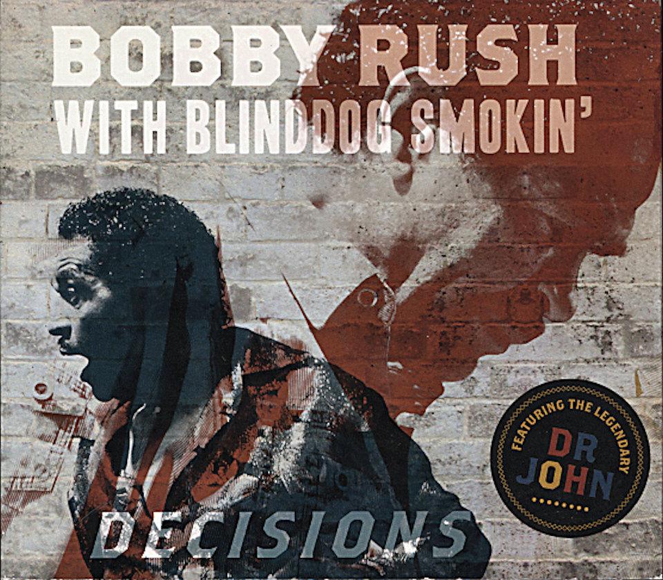 Bobby Rush With Blinddog Smokin CD