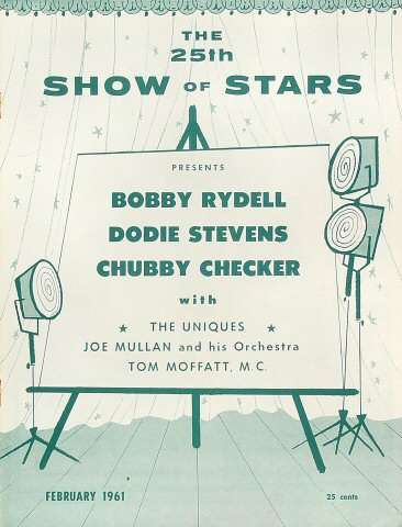 Bobby Rydell Program