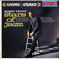 """Bobby Troup And His Stars Of Jazz Vinyl 12"""" (Used)"""