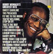 "Bobby Womack Vinyl 12"" (Used)"