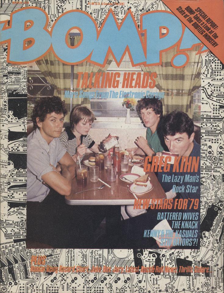 Bomp! Issue # 21