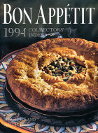Bon Appetit: Collectors' Index Of Recipes And Articles Magazine