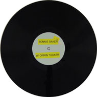 "Bonnie Baker Vinyl 12"" (Used)"