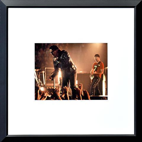 Bono Framed Fine Art Print