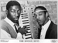Boogie Boys Promo Print