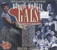Boogie Woogie Gals CD