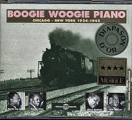 Boogie Woogie Piano CD