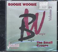 Boogie Woogie: The Small Groups CD