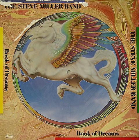 "Book of Dreams Vinyl 12"" (Used)"