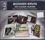 Booker Ervin CD