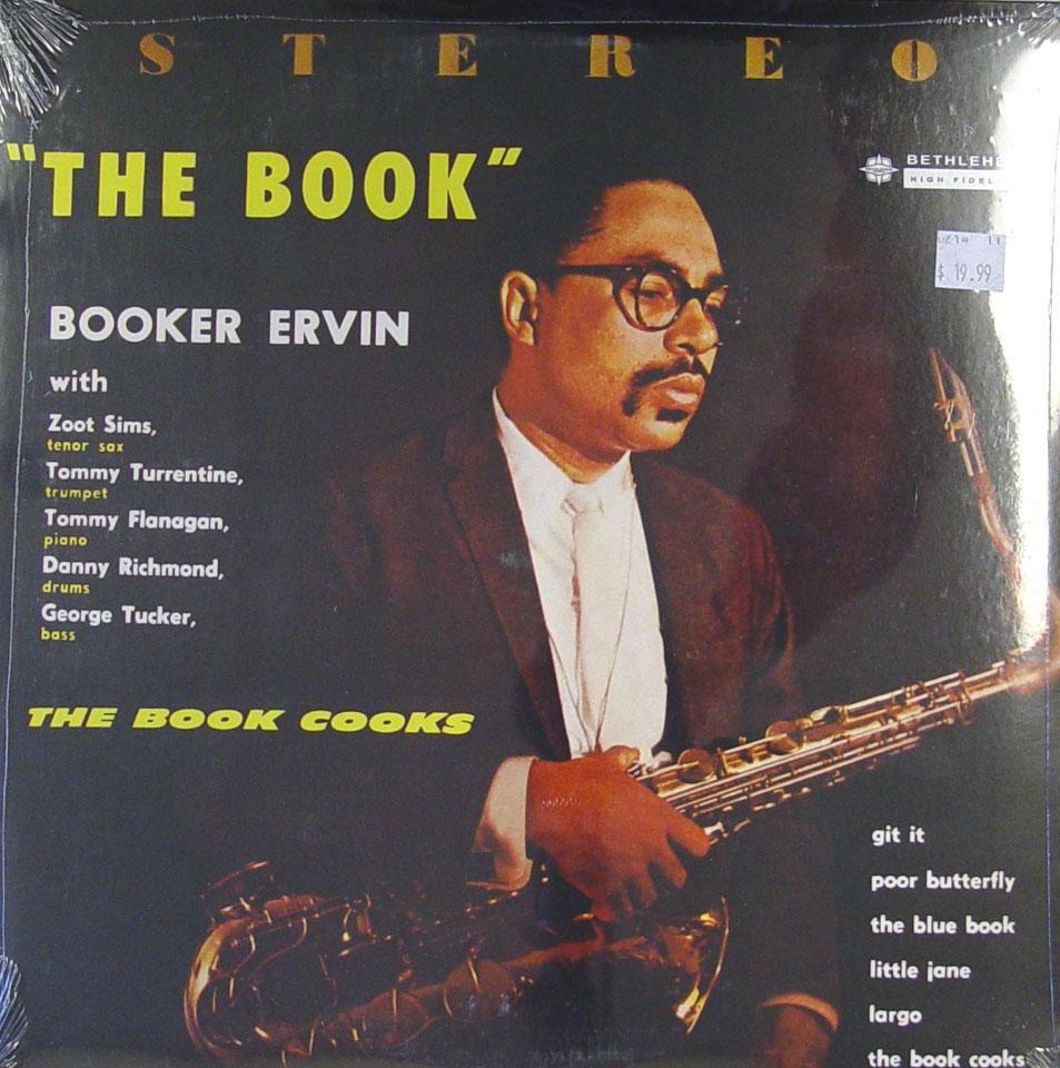 """Booker Ervin Vinyl 12"""" (New)"""