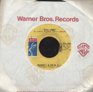 "Booker T. & The M.G.s Vinyl 7"" (Used)"