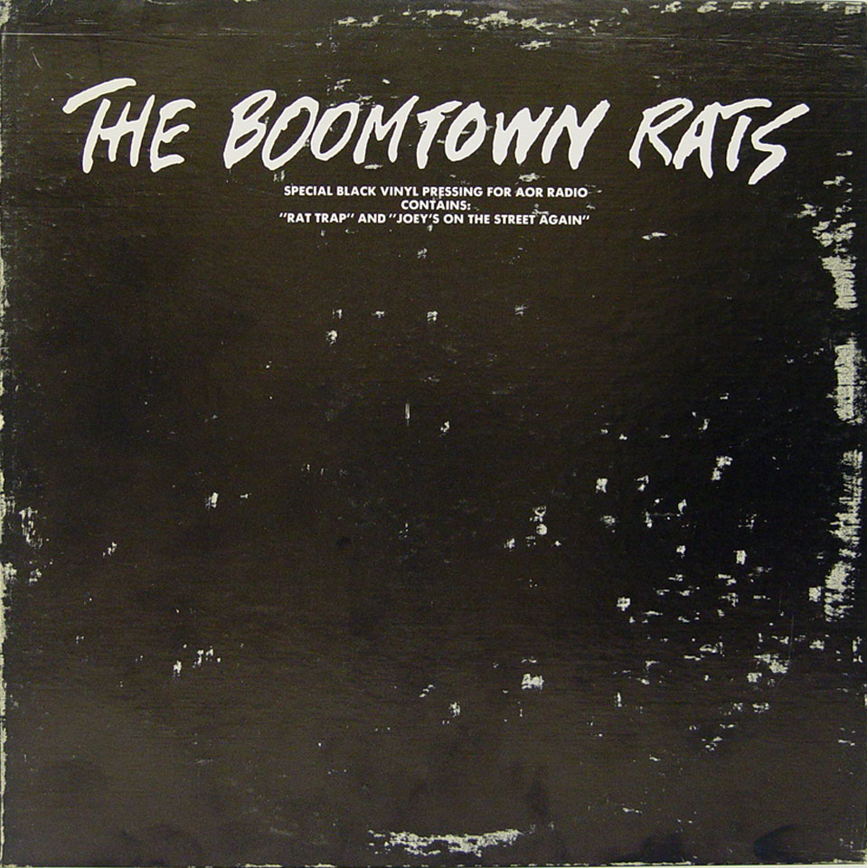 "Boomtown Rats Vinyl 12"" (Used)"