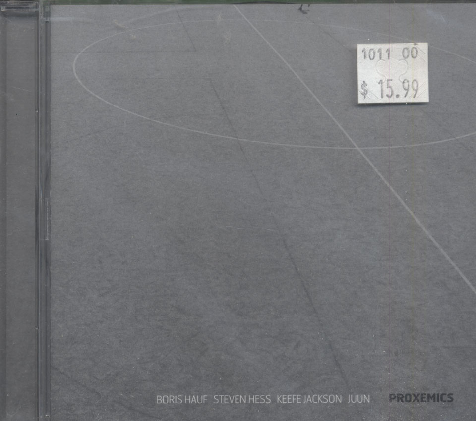 Boris Hauf CD