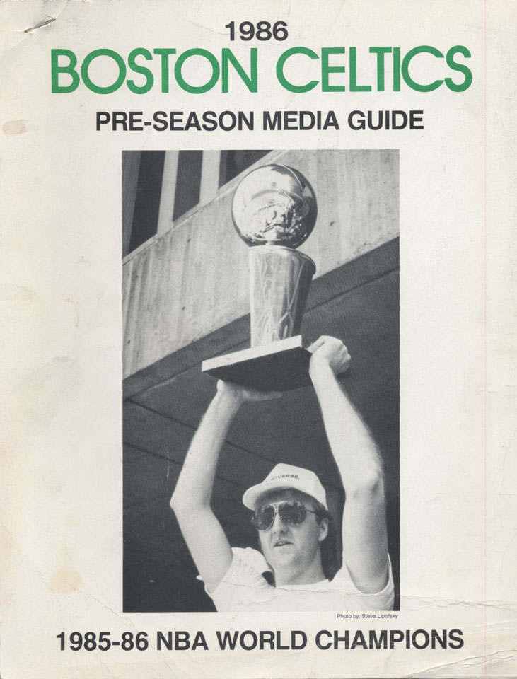 Boston Celtics Program