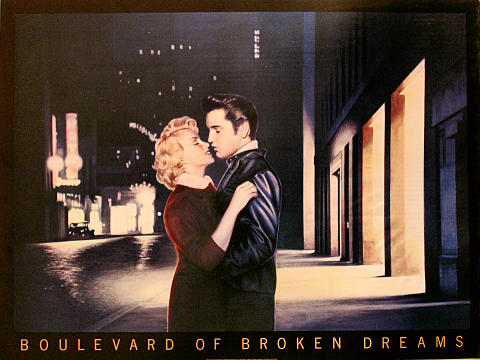 Boulevard Of Broken Dreams Poster
