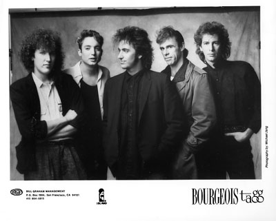 Bourgeois Tagg Promo Print