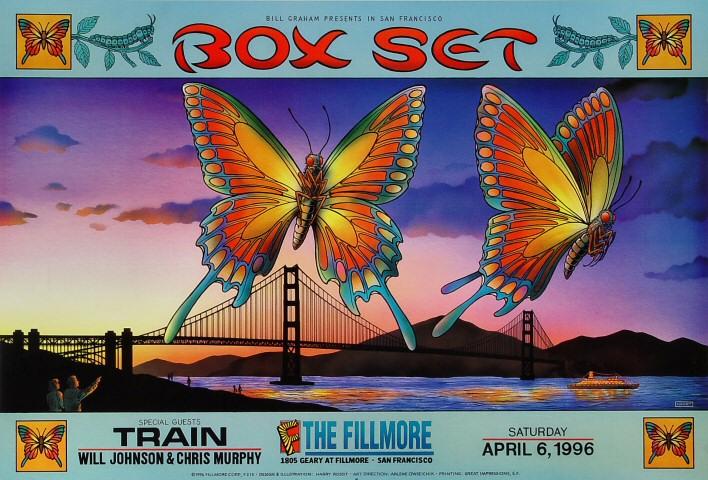 Box Set Poster