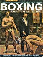 Boxing And Wrestling Vol. 8 No. 6 Magazine