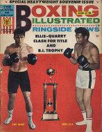 Boxing Illustrated Vol. 10 No. 6 Magazine