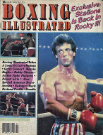 Boxing Illustrated Vol. XXIX No. 6 Magazine