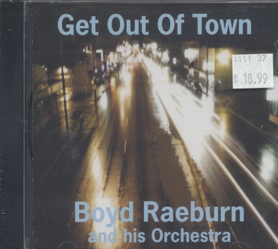 Boyd Raeburn & His Orchestra CD