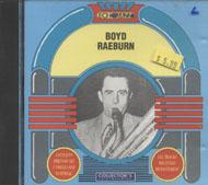 Boyd Raeburn CD