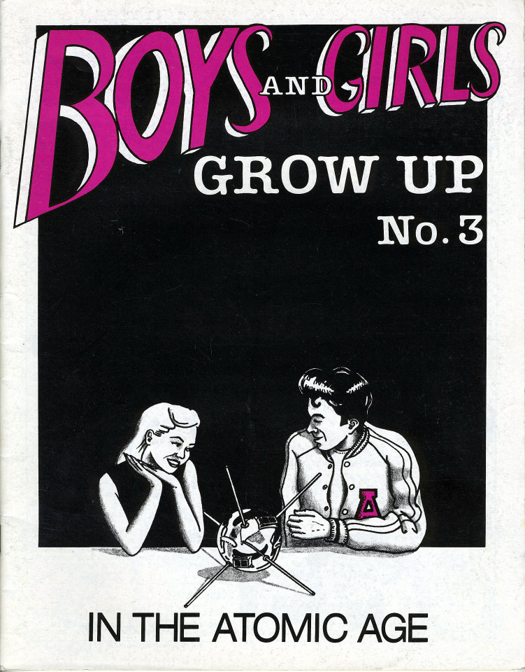 Boys And Girls No. 3 Comic Book