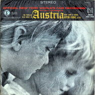 "Boys Choir Of Vienna Vinyl 12"" (Used)"