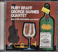 Braff/Barnes Quartet CD