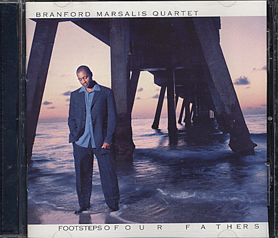 Branford Marsalis Quartet CD