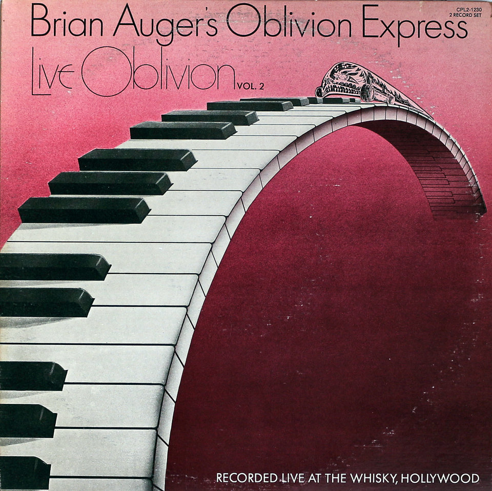 "Brian Auger's Oblivion Express Vinyl 12"" (Used)"