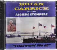 Brian Carrick & His Algiers Stompers CD